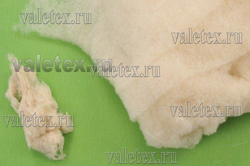 Полотно из натуральной овечьей шерсти
